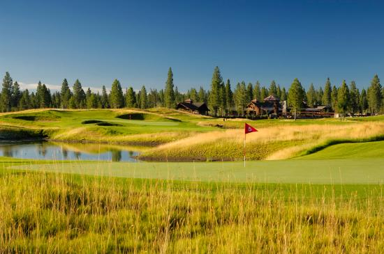 Sunriver Resort_Golf_Caldera