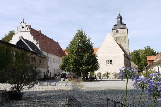 Saxony-Anhalt, Germany: Wasserburg Egeln