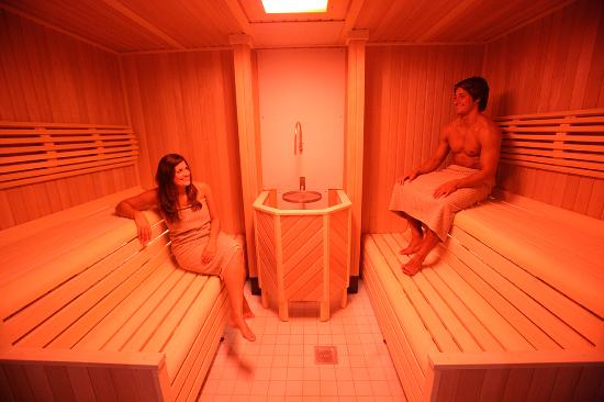 Hillgrove Hotel, Leisure & Spa: Spa Herbal Sauna
