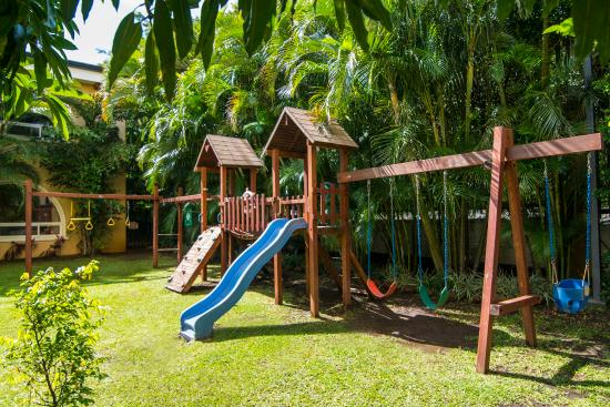 San Rafael de Escazu, Costa Rica: Playground