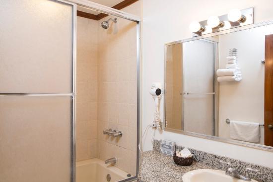 San Rafael de Escazu, Costa Rica: Bathroom