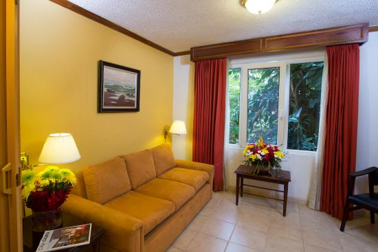 San Rafael de Escazu, Costa Rica: Studio with sofa bed Suite A