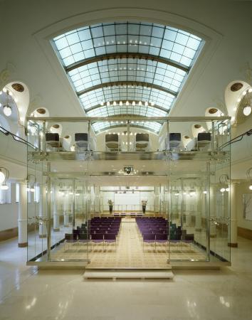 K+K Hotel Central, Prague, Meeting Room »Ohmann«