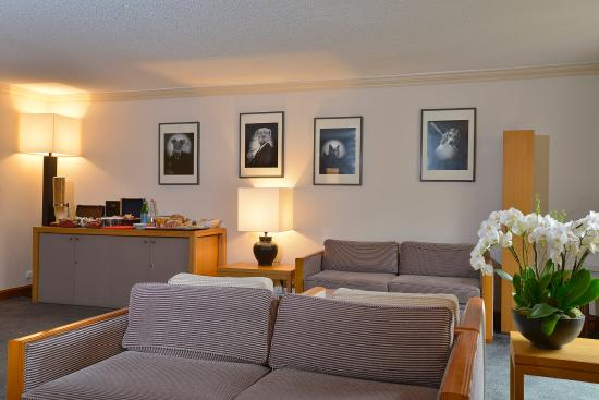 Crowne Plaza Toulouse: Club Lounge - Free access for our guests in Superiour rooms