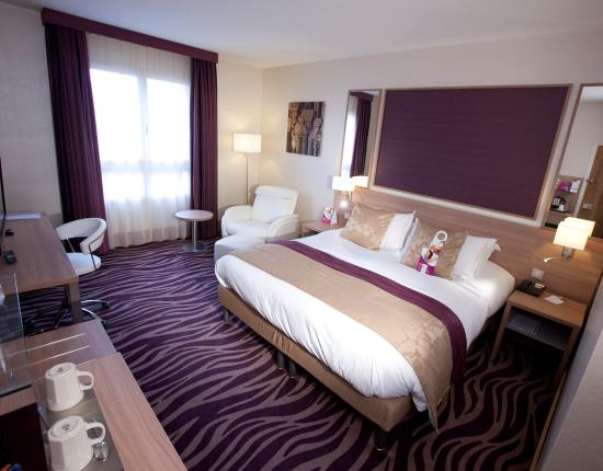 Crowne Plaza Toulouse: Standard room - Mobil access