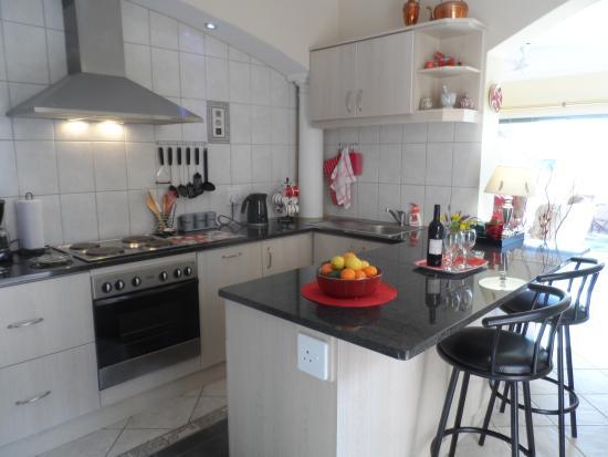Gordon's Bay, África do Sul: Pinotage Kitchen