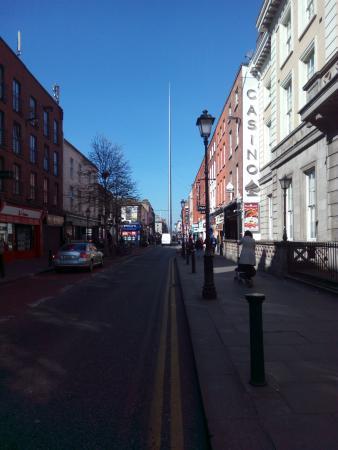 Hotels In Dublin Ireland Near Train Station