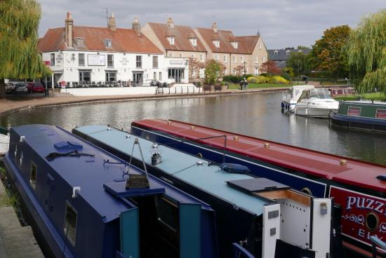 Jubilee Gardens: The River Great Ouse Ely pic Michael Webb