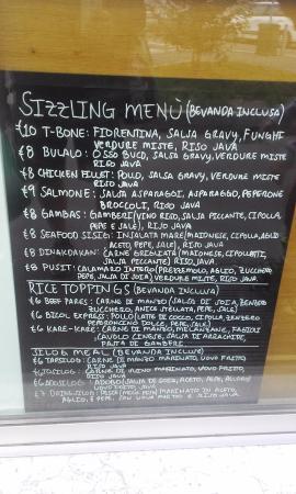 Menù e prezzi - Picture of Commissary Kitchen, Milan - TripAdvisor