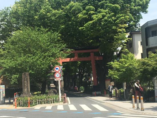 Saitama Prefecture Gokoku Shrine