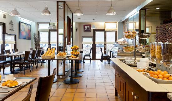 Comfort Hotel Cachan: Breakfast Room