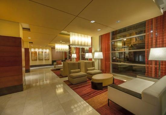 San Francisco Marriott Union Square: Lobby