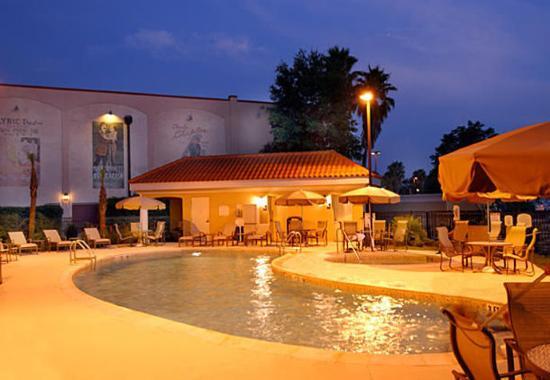 Lady Lake, Φλόριντα: Outdoor Pool