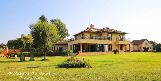 Benoni, Zuid-Afrika: Avoca Lodge - Peace & Tranquillity