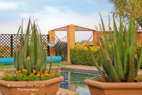 Benoni, Zuid-Afrika: Pool Area