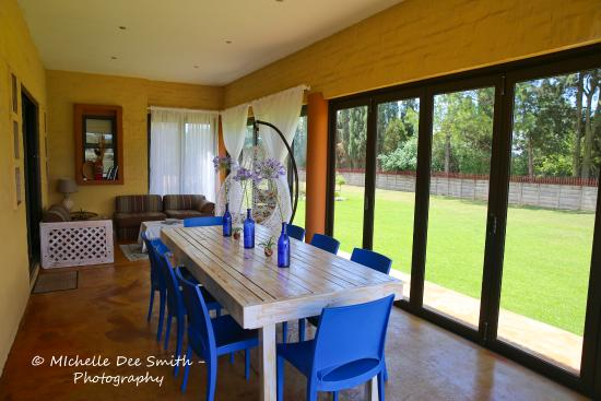 Benoni, Sudáfrica: The Dinning area