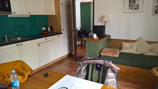 Trasformare un soggiorno in un soggiorno con cucina a vista ssl