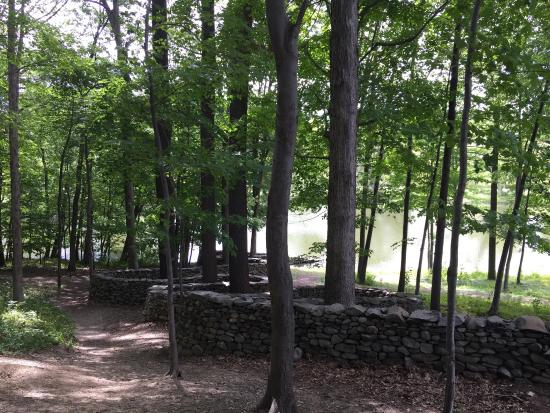 New Windsor, estado de Nueva York: A wonderful day to spend in nature surrounded by massive and intriguing sculptures