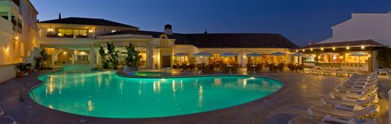 Four Seasons Fairways Clubhouse by night