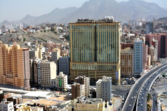 Grand Makkah Hotel Distance From Haram