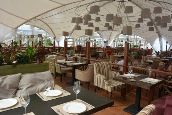 "Restaurant Boho: Ресторан ""Boho"" на набережной Олимпийского парка"