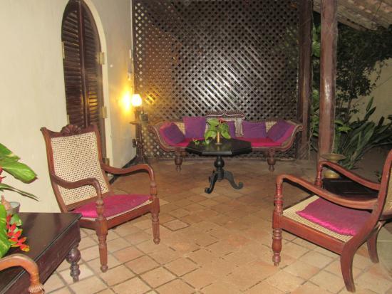 Secret Garden Villa Picture