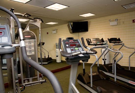 Fayetteville, AR: Fitness Room
