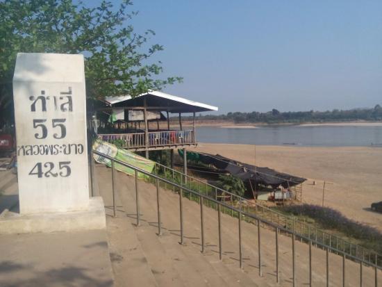 Chiang Khan, Tailandia: วิวอีกมุมหนึ่ง