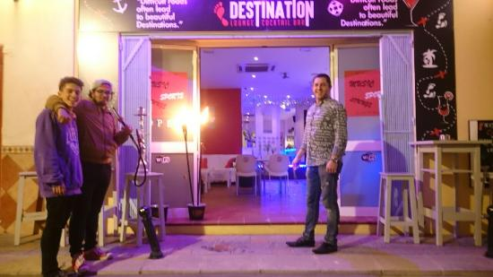 Destination Lounge & Cocktail Bar