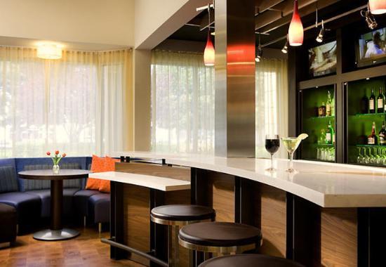 Foster City, Kalifornia: Lobby Bar