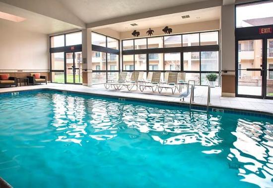 Poughkeepsie, نيويورك: Indoor Pool