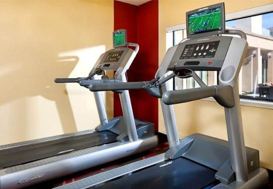 Rockville, MD: Fitness Center