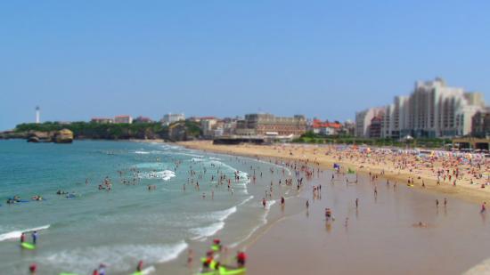 Ecole de surf Jo Moraiz - Day Classes : Biarritz beach