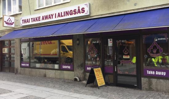 Thai Take Away i Alingsås