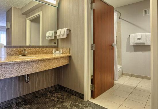 Mechanicsburg, PA: King Suite Bathroom