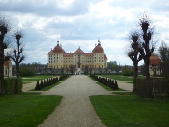 Niederau, Tyskland: Ausflugsziel Moritzburg