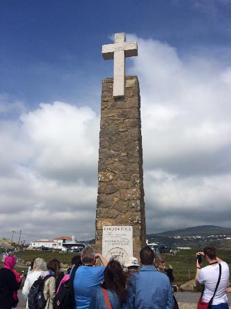 Colares, Portekiz: Cabo da Roca