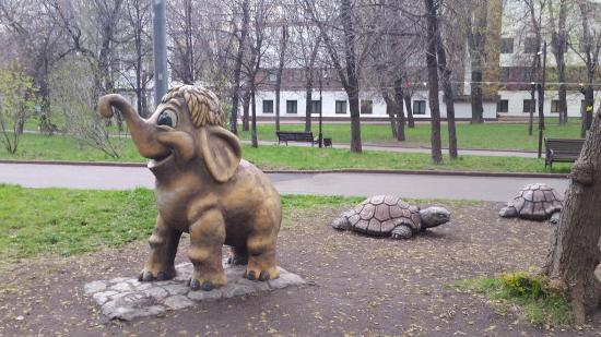 Presnenskiy Children's Park