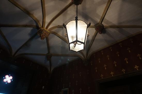 Монморильон, Франция: les plafond sont magnifiques