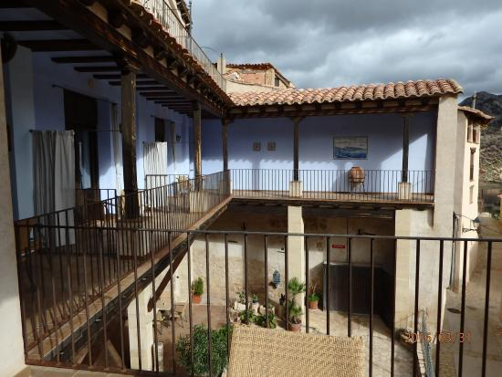 Hotel Don Inigo de Aragon: Terrazas de habitaciones