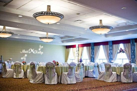DoubleTree by Hilton Hotel Pittsburgh Airport: Ballroom