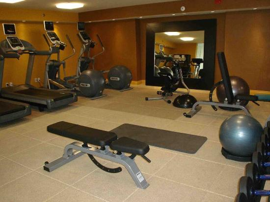 Doubletree by Hilton Torrance - South Bay: Gym By Precor®