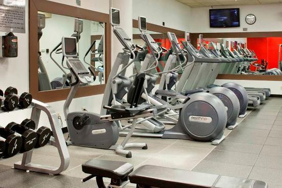 Doubletree Dallas Near the Galleria: Fitness Center