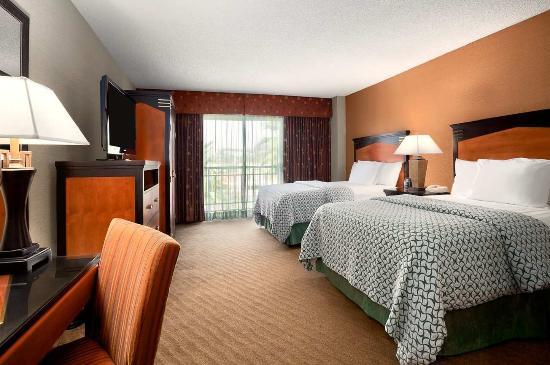 Brea, كاليفورنيا: Double Bed Suite
