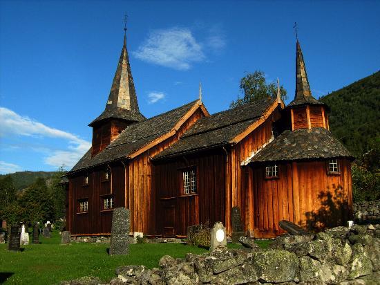 Hol Municipality, Noorwegen: Hol Gamle Kyrkje