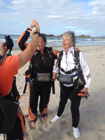 Skydive Ballistic Blondes Whangarei: photo1.jpg