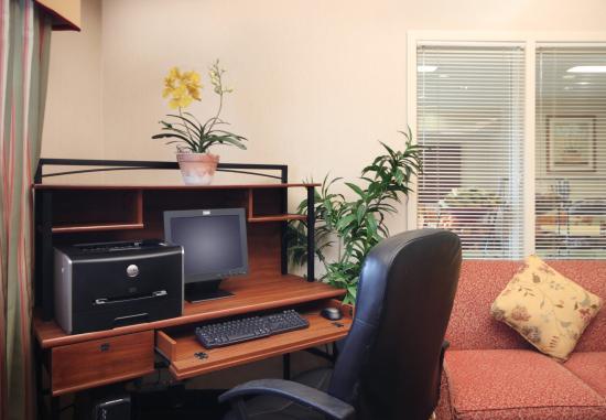 Tracy, Калифорния: Business Center