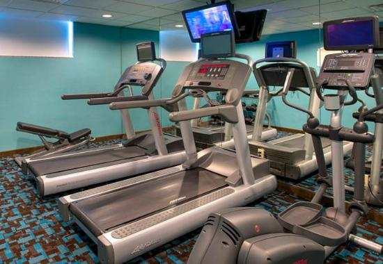 Astoria, NY: Fitness Center