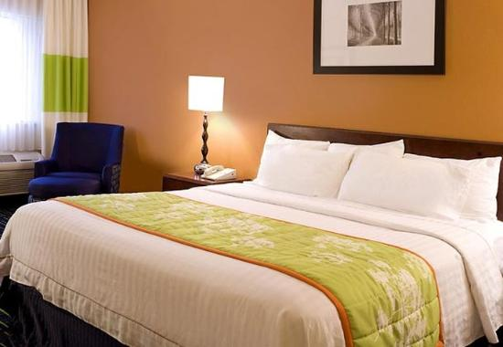 Middleboro, Массачусетс: King Guest Room