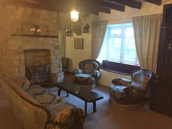 The Greenhead Country House: Seating Area